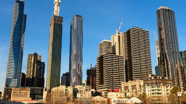 "As Melbourne's skyline grows, retirees ""occupying the crease"" in desirable neighbourhoods are causing income patterns to ..."
