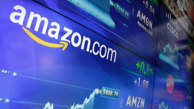 Amazon profits sink 75pc after focus on expansion and investment