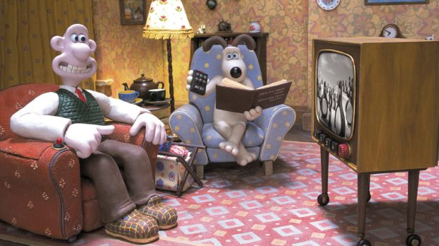 Wallace and Gromit, stars of ACMI's Winter Masterpieces exhibition.