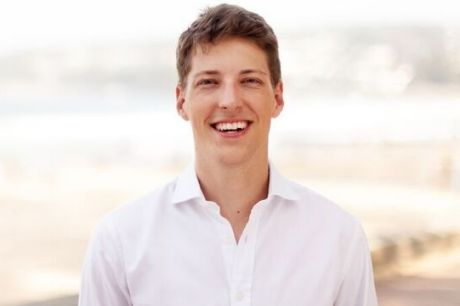 """""""You don't fix a headache by cutting off your head"""": NSW Young Liberals President Alex Dore."""