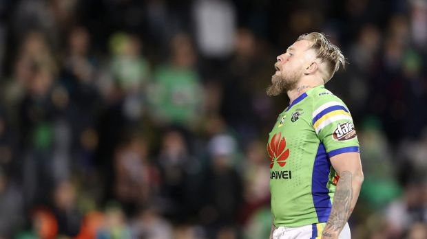 Canberra Raiders five-eighth Blake Austin has rubbished rumours of a rift.