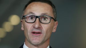 Committed to review: Greens leader senator Richard Di Natale.