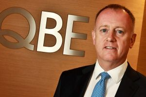 QBE CEO John Neal: the company last week surprised the market with a profit warning.