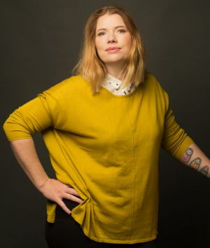 Clementine Ford, author of bestseller <i>Fight Like a Girl</i>.