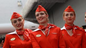 Aeroflot says it does not disclose its 'internal rules and regulations' including those that relate to cabin crew ...
