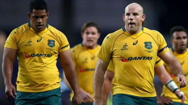 Captain Stephen Moore back in starting lineup for Wallabies