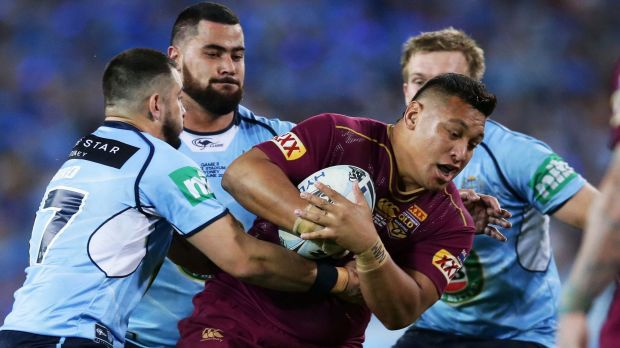 Josh Papalii wants to use the momentum from Queensland's Origin win to kick-start the Green Machine.