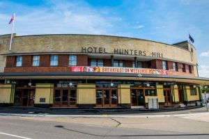 Hunters Hill Hotel - 'a cornerstone, integral community establishment' - has been bought by  Gallagher Hotel Management.