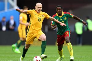 Australia's performance against Cameroon was a vast improvement on their previous games this month.