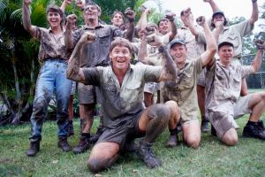 Steve Irwin is getting a star on the Hollywood Walk of Fame.