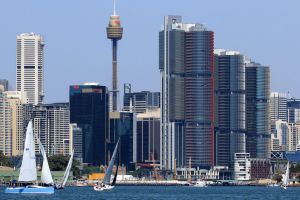 Up to 25,500 apartments will be completed in Sydney this year.