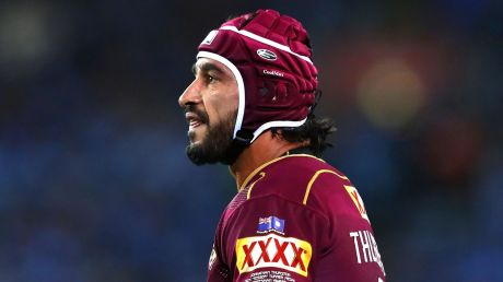 The villain: Johnathan Thurston's brilliance has set up a decider for the ages, even if he won't be playing due to injury.