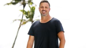Brisbane's Adam Parkin is a contestant on the second series of <i>Australian Survivor</i>.