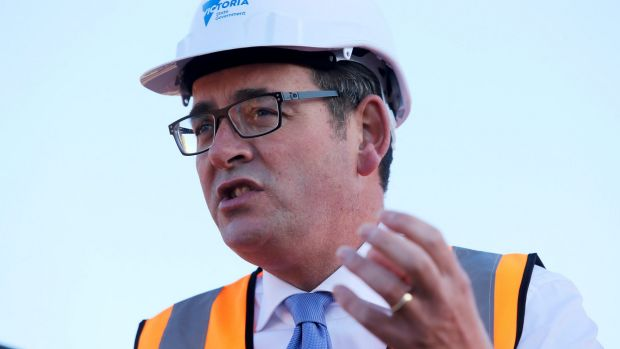 I'm a lumberjack and I'm not OK: Premier Daniel Andrews' government has bought a struggling timber mill, but won't ...