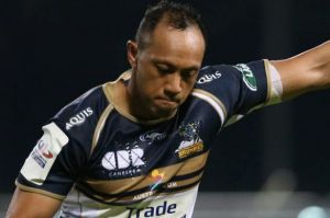 ACT Brumbies flyhalf Christian Lealiifano made his return in Singapore on Thursday, 10 months after being diagnosed with ...