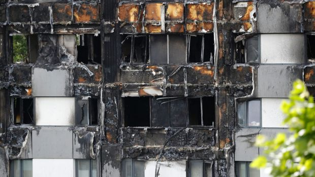 The death toll for the Grenfell tower fire stands at 80.