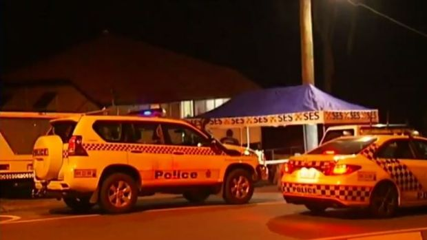 Police will provide more details regarding the Ipswich death later on Saturday morning.