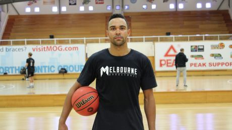 Not the same player: Daniel Dillon has signed with Melbourne United for next season.