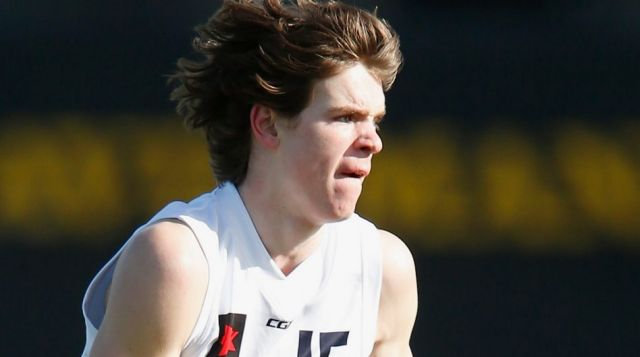 Paddy Dow is among a list of names that could be chosen first in the draft.