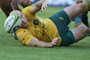 Fitness not up to scratch: Wallabies captain Stephen Moore said the Super Rugby coaches needed to lift the intensity of ...