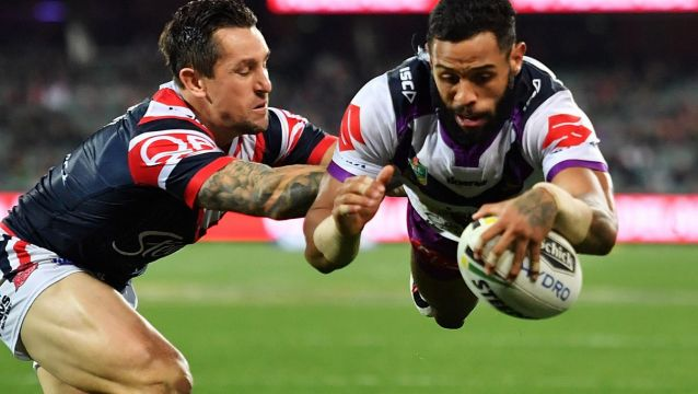 Ratings bonanza: The return blockbuster between the Storm and Roosters is one of the few high-profile matches that will ...