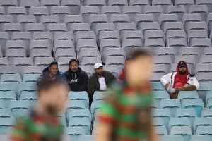 Crowd control: Perhaps less games in Sydney would help improve crowd numbers.