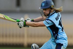 Breaking back in: NSW Breaker Rachael Haynes has done all she can to warrant selection at international level once more.
