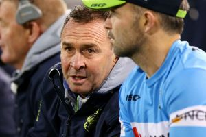 Raiders coach Ricky Stuart admits it doesn't get an easier going forward.