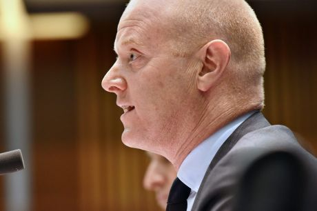 The bank's chief executive, Ian Narev, who will present the bank's results next week, wrote to staff on Friday, saying ...