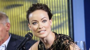 Olivia Wilde stars in the Broadway adaptation of '1984'.
