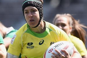 Silver sevens: Australia's women's sevens side claimed second overall in this year's world series.