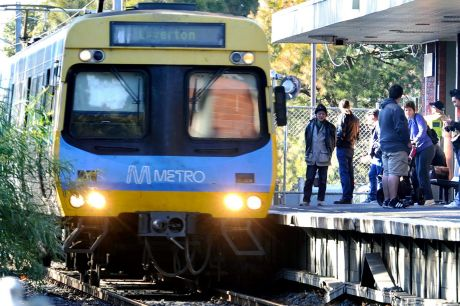 Trains don't run to Altona very often. But that's set to change.