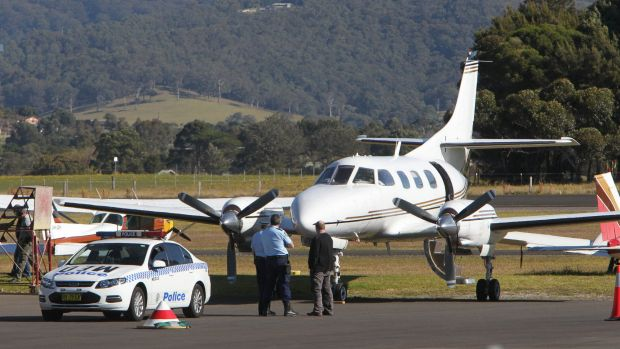 Alleged drug kingpin arrested in NSW
