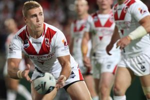 King's last run-on in an NRL starting side was with SAt George Illawarra in 2013.