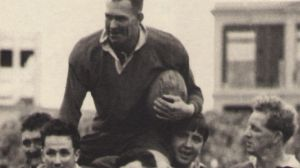 Memories: Jack Rayner's South Sydney won the 1955 grand final.