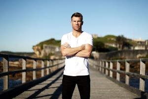 Australian vice-captain David Warner has been a strong voice for the players' desire to protect their share of revenue.