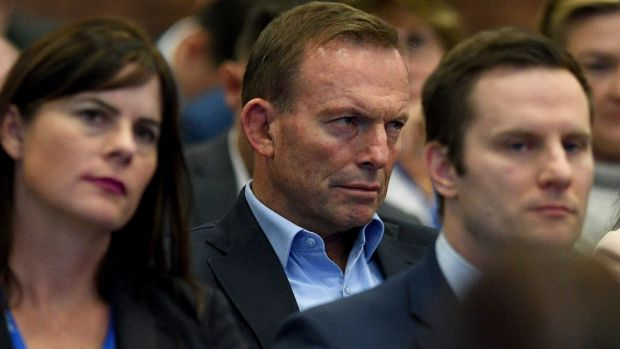 Pyne is 'not fair dinkum', Abbott says