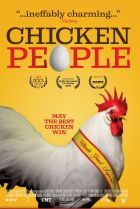 Poster for the film Chicken People.