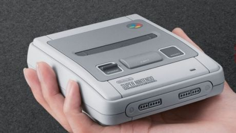 The mini SNES comes with 21 legitimately great games built in.
