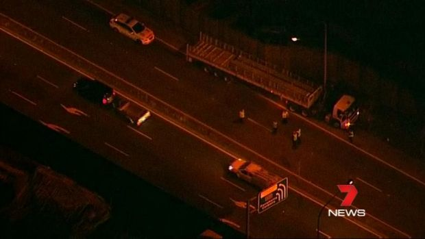 Sydney traffic: Chaos in Wahroonga after truck accident near M1 Pacific Motorway