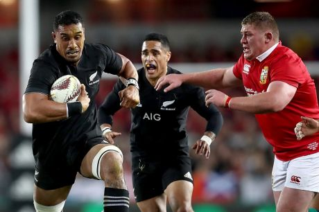 Controversial: Jerome Kaino has been accused of illegal tactics.