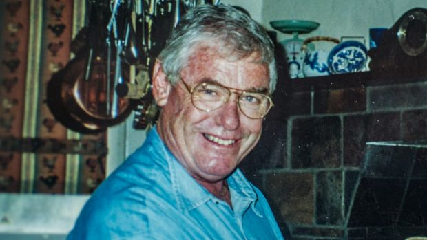 Peter Tunnecliffe was a resident at the Southern Cross Aged Care facility in Garran.