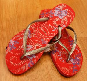 Havaiana thongs