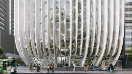 Mandarin Oriental Group will operate a 196-key hotel in the Zaha Hadid-designed tower in Collins Street.