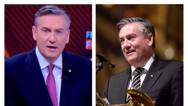 Eddie McGuire's sudden weight loss exposes a cruel double standard