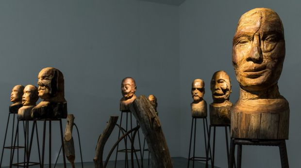 Review multimedia artist kader attia takes the temper of