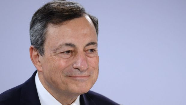 European Bonds Sell Off As Draghi's Words Keep Weighing — BOND REPORT