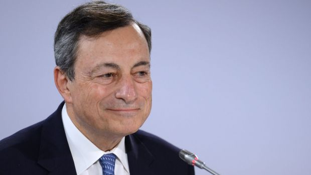 Hawkish rhetoric from Mario Draghi, the European Central Bank president, Bank of England policymakers and the US Federal ...