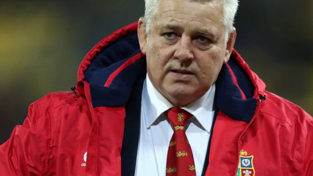 Lions coach Warren Gatland says outcry over devaluing the jersey influenced his decision not to use his bench to full effect.