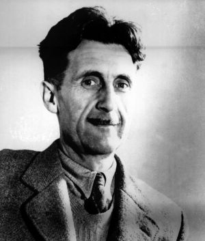 George Orwell's dystopic novel changed after the first edition but it remains unclear whether the author himself was ...